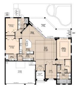 serrano floorplan